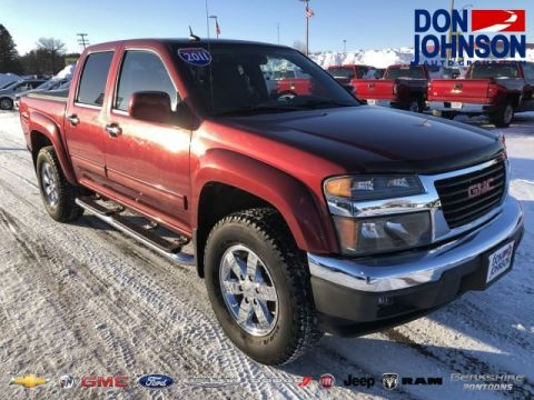 Pre-Owned 2011 GMC Canyon SLE1