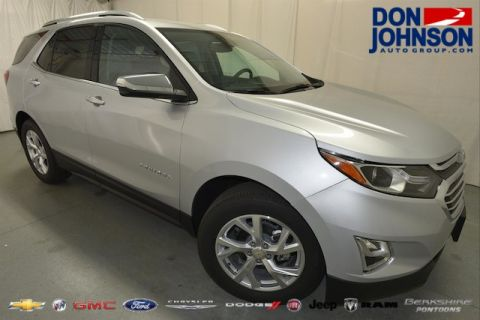 New 2018 Chevrolet Equinox Premier w/3LZ AWD