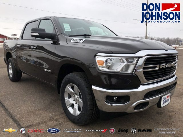 New 2019 RAM 1500 Big Horn 4WD