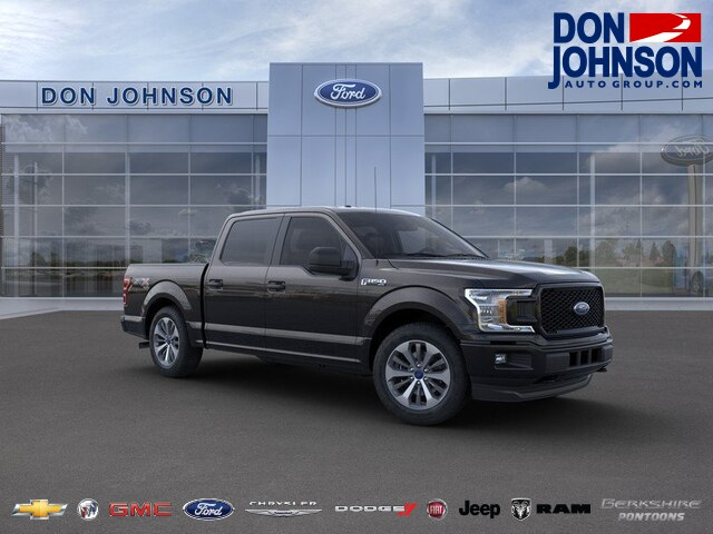 New 2019 Ford F-150 XL 4WD  STX Appeareance Package