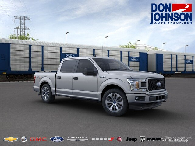 New 2020 Ford F-150 XL 4WD
