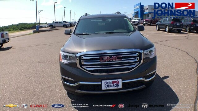 gmc acadia slt  suv   don johnson motors