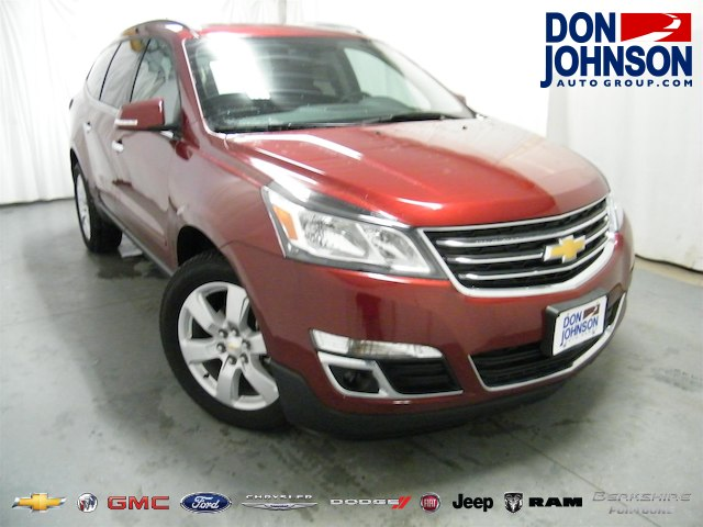 New 2016 Chevrolet Traverse LT w/1LT AWD