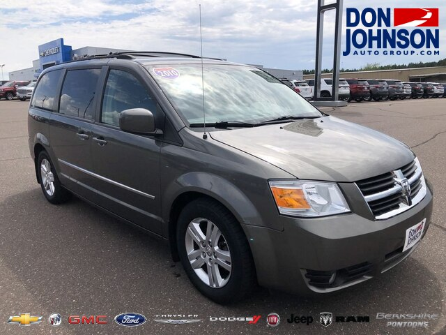 Pre-Owned 2010 Dodge Grand Caravan Crew