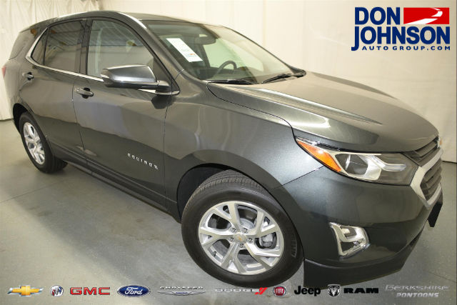 New 2018 Chevrolet Equinox LT w/2LT AWD