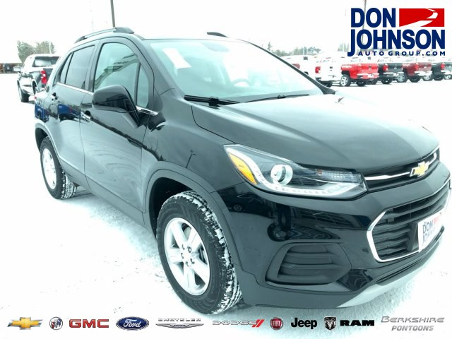 new 2019 chevrolet trax lt suv in h19017 don johnson motors. Black Bedroom Furniture Sets. Home Design Ideas