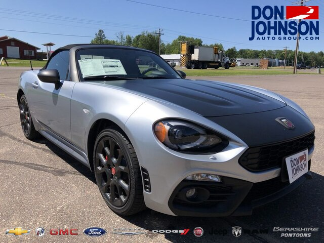New 2018 FIAT 124 Spider Abarth