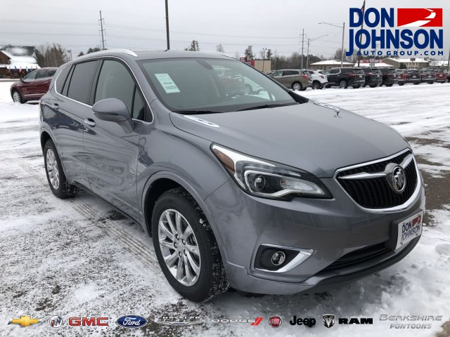 New 2019 Buick Envision Essence Suv In H19036 Don Johnson Motors