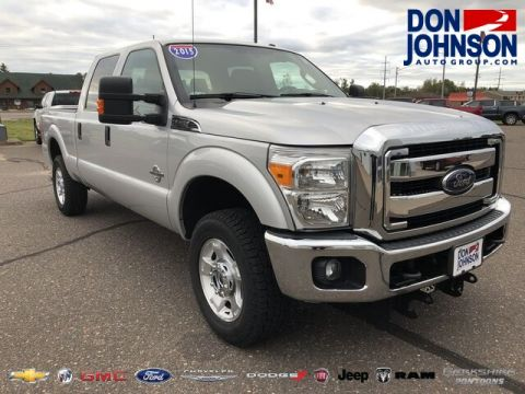Pre-Owned 2015 Ford F-250 XLT