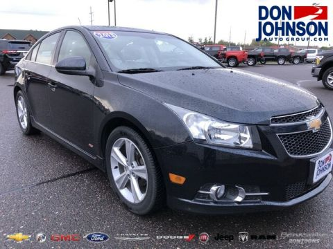 Pre-Owned 2013 Chevrolet Cruze 2LT Auto