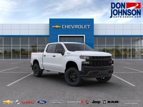 New 2020 Chevrolet Silverado 1500 Silverado Custom Trail Boss