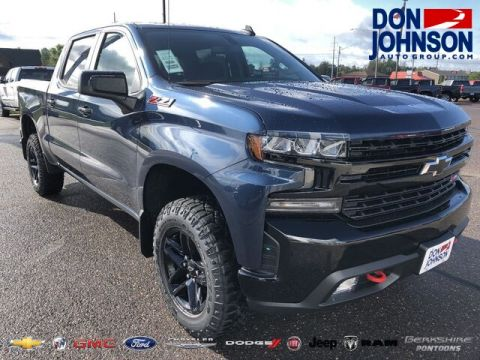 Tow Up to 12,500 lbs  with the 2018 Chevrolet Silverado 1500