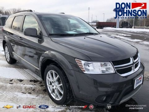 Pre-Owned 2014 Dodge Journey SXT
